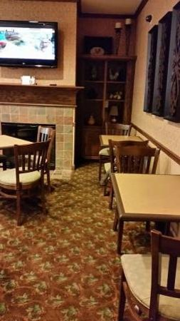 Country Inn & Suites By Carlson, Asheville West (Biltmore Estate) : Country Inn & Suites Asheville West: Breakfast room