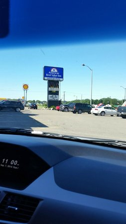 Americas Best Value Inn Albert Lea: Is this the place?