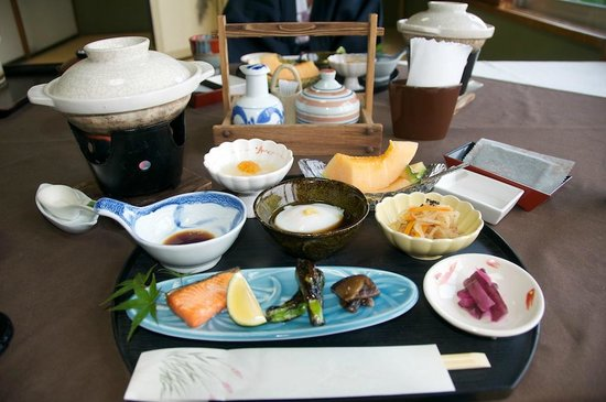 Chikuden Saryo: Breakfast