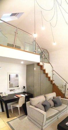 Barnsley House: Room