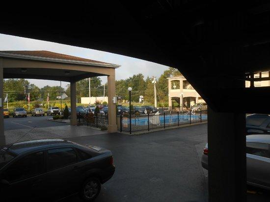 Days Inn & Suites Niagara Falls / Buffalo: Hall