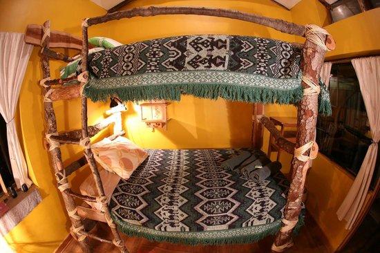 Casa de Wow!!!: Double Room - CAPULI