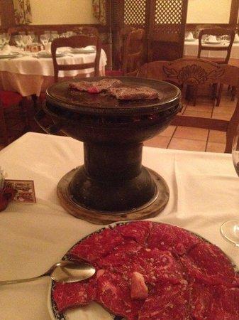 El Cebadero de las Brujas SL. : Carne de buey