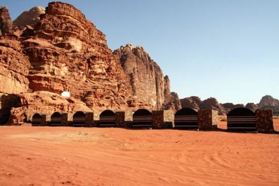 tents with private bathroom picture of wadi rum shooting stars rh tripadvisor com