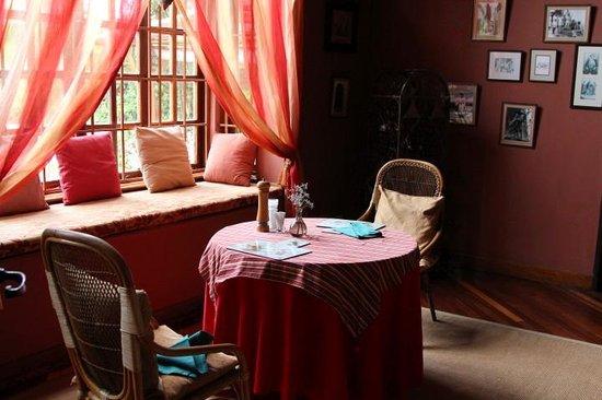 Macushla House: Dining area