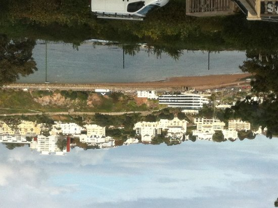 Waters Edge Hotel: View from our room