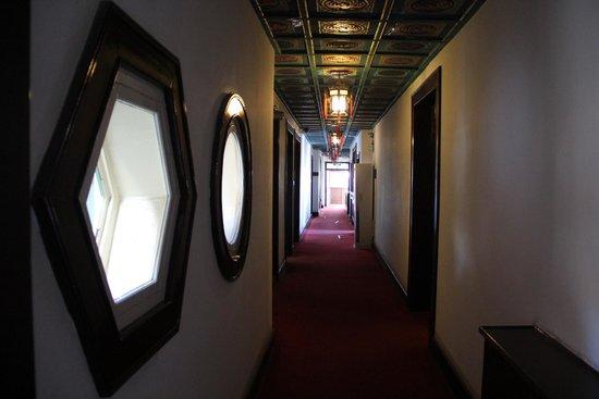 Lusongyuan Hotel : corridor