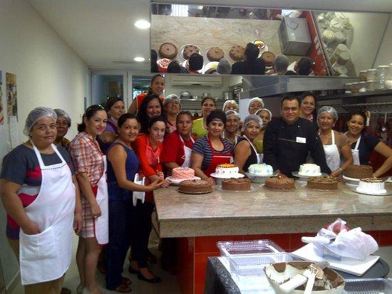 Chef antonio ariaga en la cocina del harinero fotograf a - La cocina del 9 ...