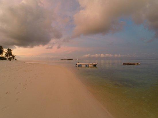 Bodufinolhu Island