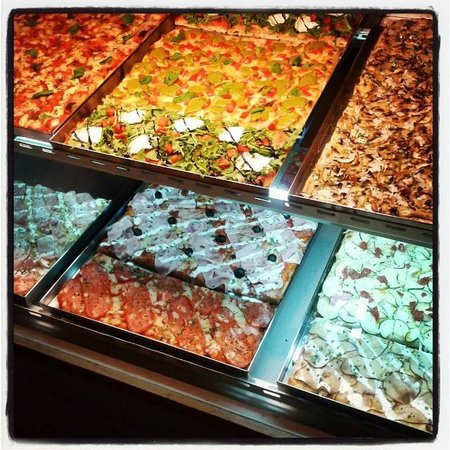 La Pizzateca: Para todos los gustos!!!