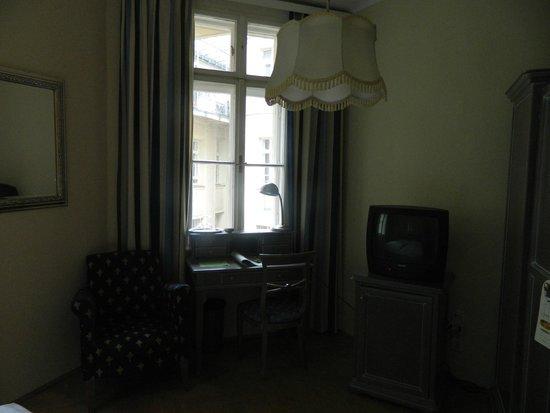 Hotel Papageno: Habitación