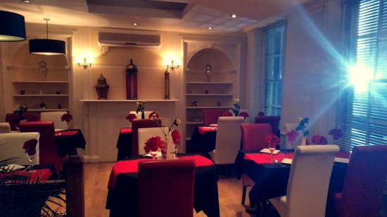 Zaraa's Indian Restaurant of Willenhall