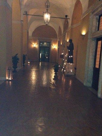 Palazzo Cardinal Cesi: .