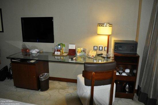 Grand Noble Hotel - Xian, China