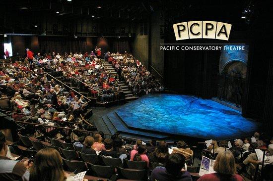 Marian Theatre, Santa Maria, CA