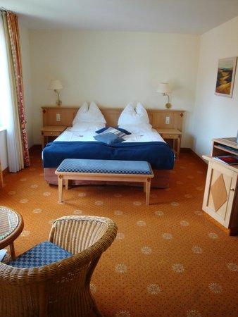 Hotel Am Medemufer: Das Zimmer