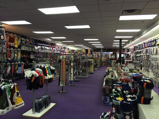 Chambersburg, Pensilvania: Poucas lojas mas com preços ótimos