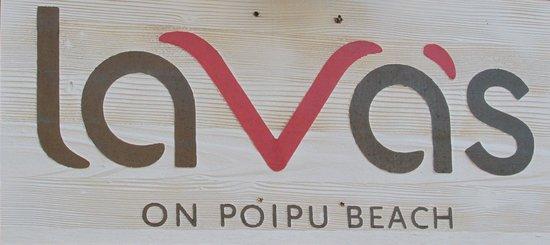 Lava's on Poipu: Lava's
