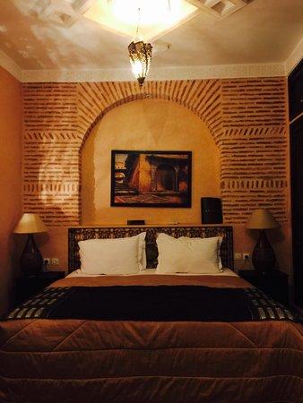Riad La Rose D'Orient : Une chambre