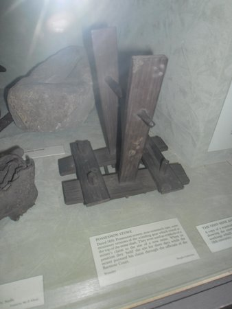 Buxton Museum and Art Gallery: miners claim
