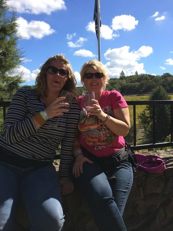 Chalk Hill Winery : Wine tasting in Sonoma!
