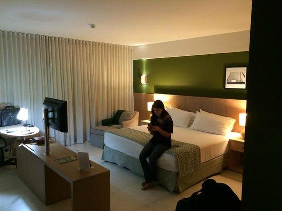 Sotero Hotel: Room1107