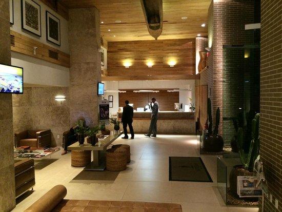 Sotero Hotel: Lobby