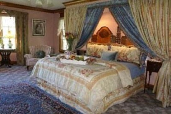 """Angel at Rose Hall Bed and Breakfast: our room, the """"Angel"""""""