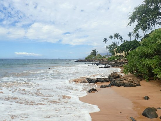 Another spectacular part of Wailea Beach