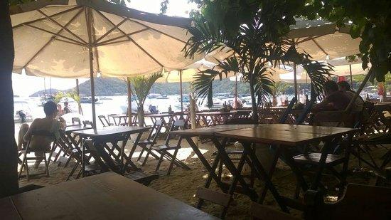 Lonier Restaurante : Bem localizado e só.