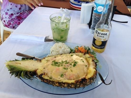 Nivel Mar Beach Club & Restaurant: unbelievable meal!