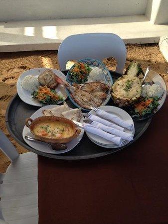 Nivel Mar Beach Club & Restaurant: a beautiful array of options