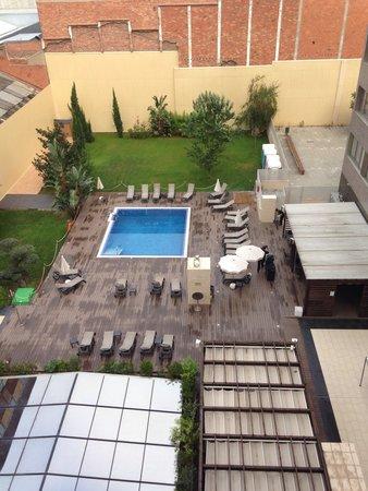 Hotel & Spa Villa Olimpica Suites : Room view