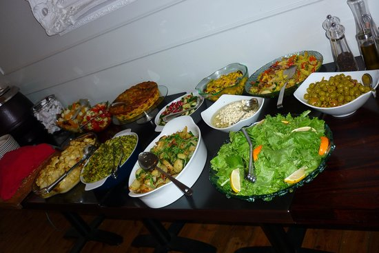 The Settlement Centre: What a spread