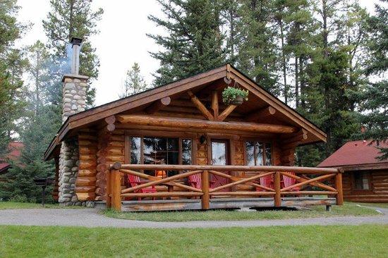Alpine Village Cabin Resort   Jasper: Deluxe One Bedroom Cabin   Wonderful!