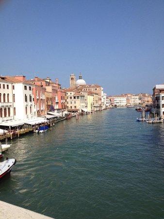 Santa Croce: dal ponte degli scalzi