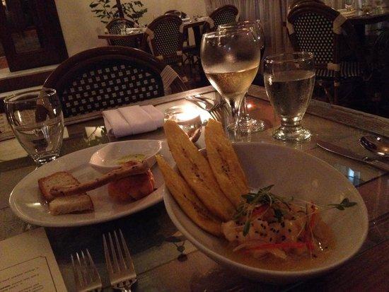 Las Clementinas Cafe & Bar : appetizer