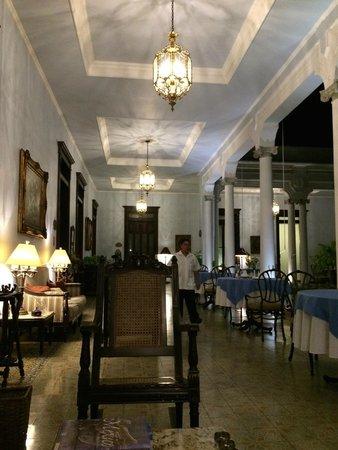 Casa Azul Hotel Monumento Historico : LOBBY