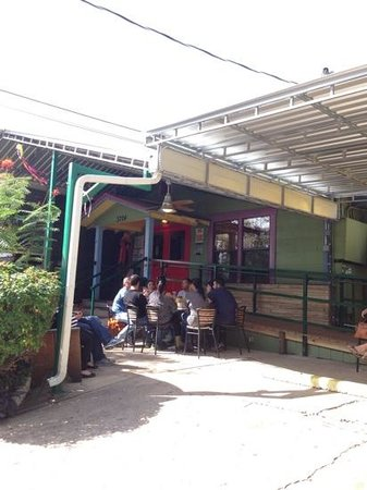 Kerbey Lane Cafe: relax