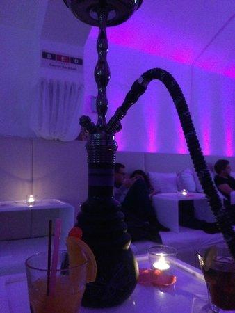 BED Lounge: Our Shisha