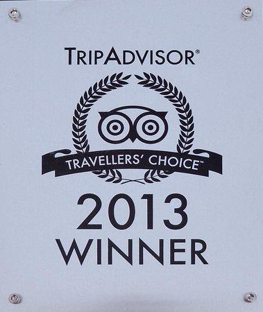 Hosteria Canela B&B: Travellers' Choice 2012 - 13