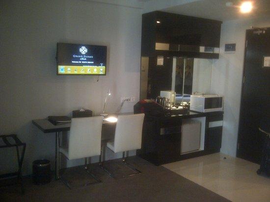 Grand Darmo Suite: kamar