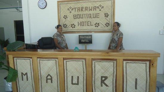 Tarawa Boutique Hotel