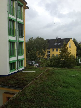 Contel Koblenz: view from room