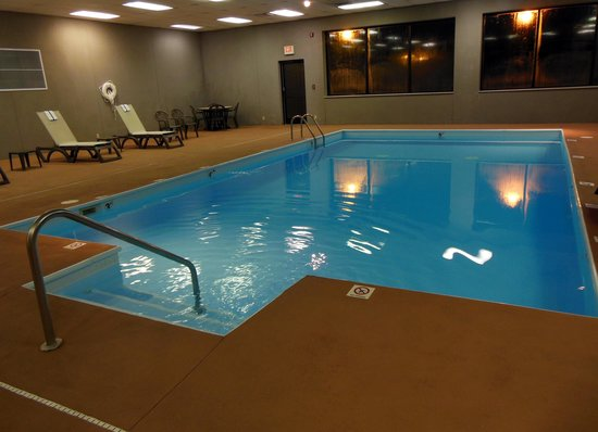 Hampton Inn St. Joseph I-94: Swimming Pool