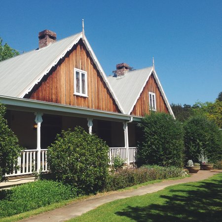 Carriages Boutique Hotel & Vineyard: The Guest House