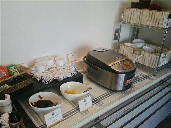 Chisun Inn Utsunomiya Kanuma: 朝食ご飯