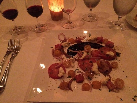 Thornton's Wine & Tapas Room: Salad