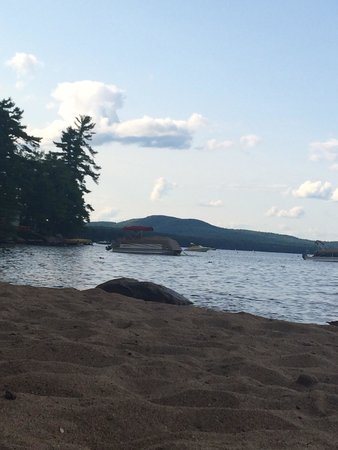 Sebago Lake Family Campground: Sebago Lake