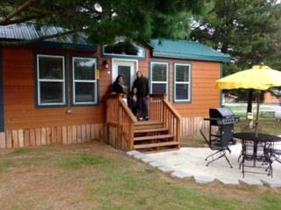 Astoria/Warrenton/Seaside KOA: Cabin
